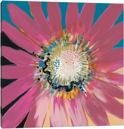 Sunshine Flower III Canvas Art Print