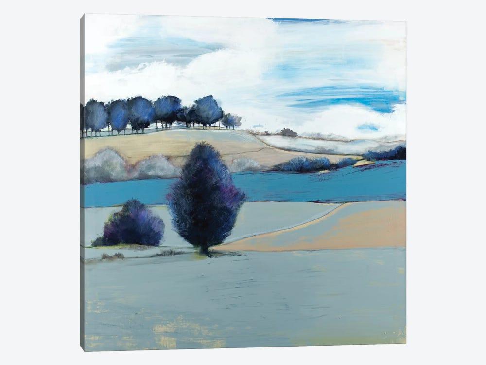 Tree Line by Leslie Bernsen 1-piece Canvas Art Print
