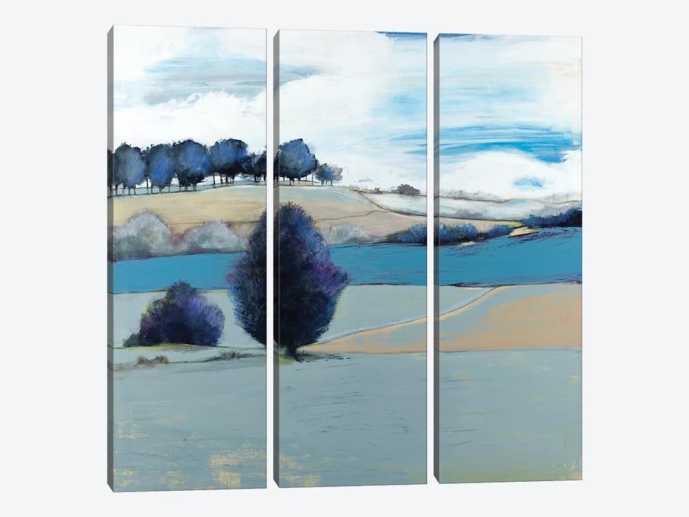 Tree Line by Leslie Bernsen 3-piece Canvas Print