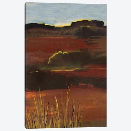 West Range Canvas Print #BER74} by Leslie Bernsen Art Print