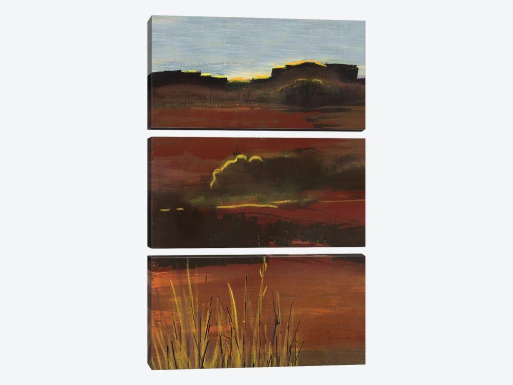 West Range by Leslie Bernsen 3-piece Art Print