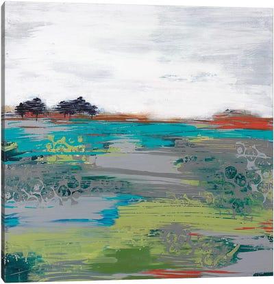 Wind Swept Canvas Art Print