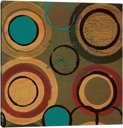 Circle Designs I Canvas Art Print