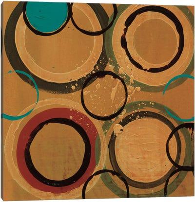 Circle Designs II Canvas Art Print