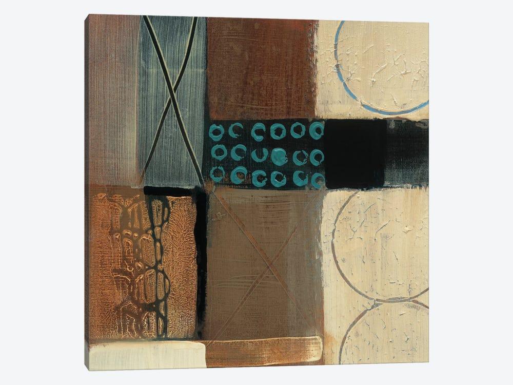 Circumference by Leslie Bernsen 1-piece Canvas Wall Art