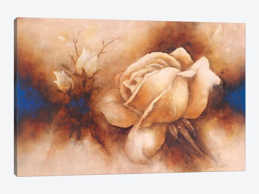Rose II by Betty Jansma 1-piece Canvas Art Print