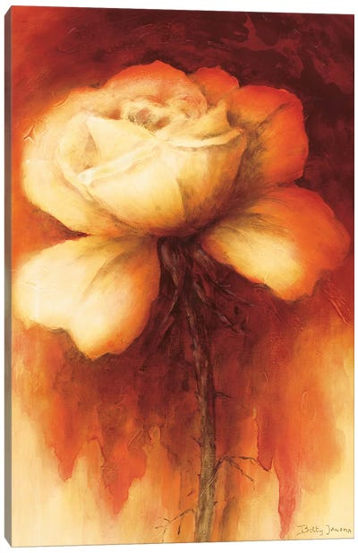 Roses I Canvas Art Print
