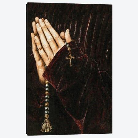 God Bless You Canvas Print #BFD33} by Bona Fidesa Canvas Art