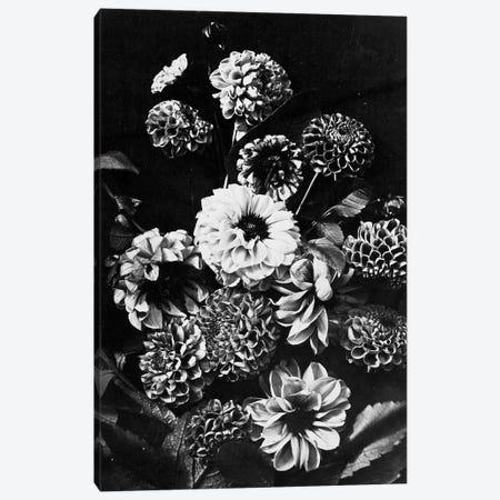 Moody Flower Bouquet I Canvas Print #BFD79} by Bona Fidesa Canvas Wall Art