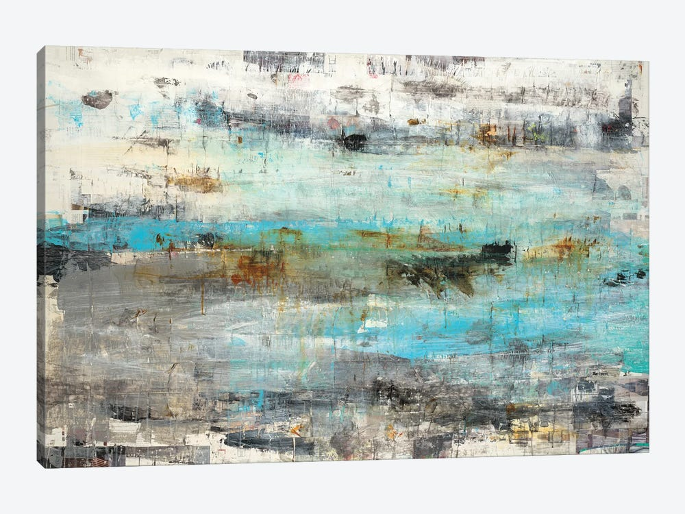 Systemic by Brent Foreman 1-piece Canvas Print
