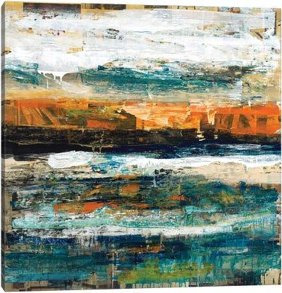 Surface #21 Canvas Art Print