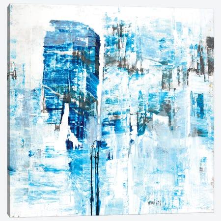 Azure Dreams Canvas Print #BFO15} by Brent Foreman Canvas Art