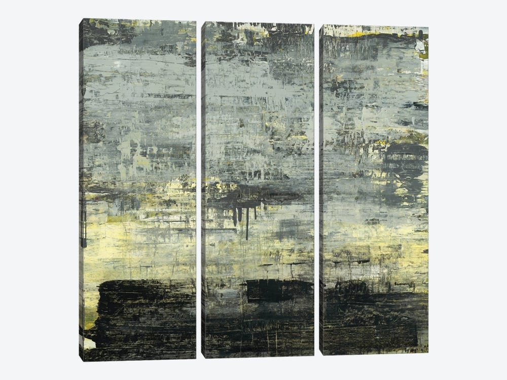 Bild 506 by Brent Foreman 3-piece Canvas Art Print