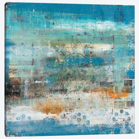 Mandalo Canvas Print #BFO19} by Brent Foreman Art Print