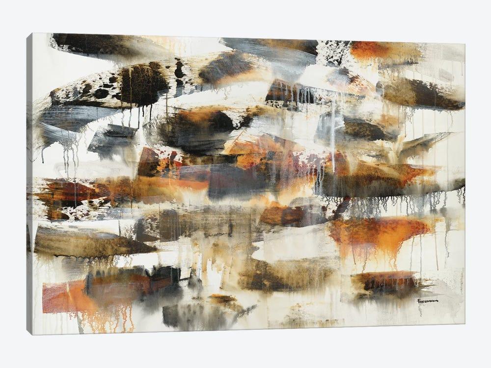 Yokuhama by Brent Foreman 1-piece Canvas Art Print