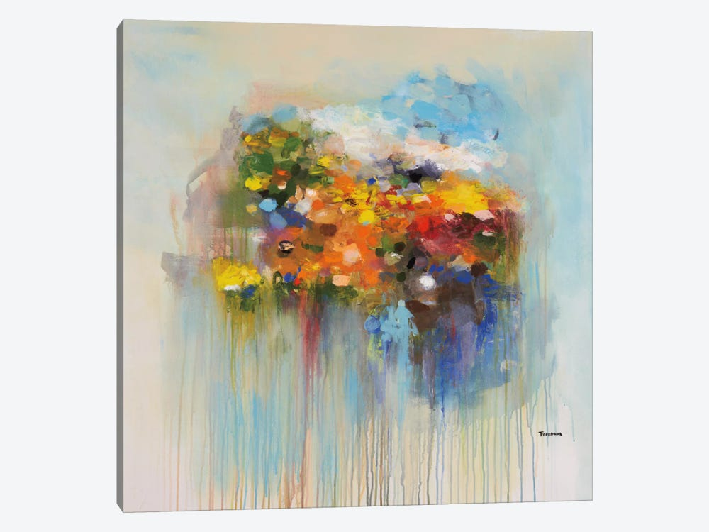 Fleeting Moment by Brent Foreman 1-piece Canvas Wall Art