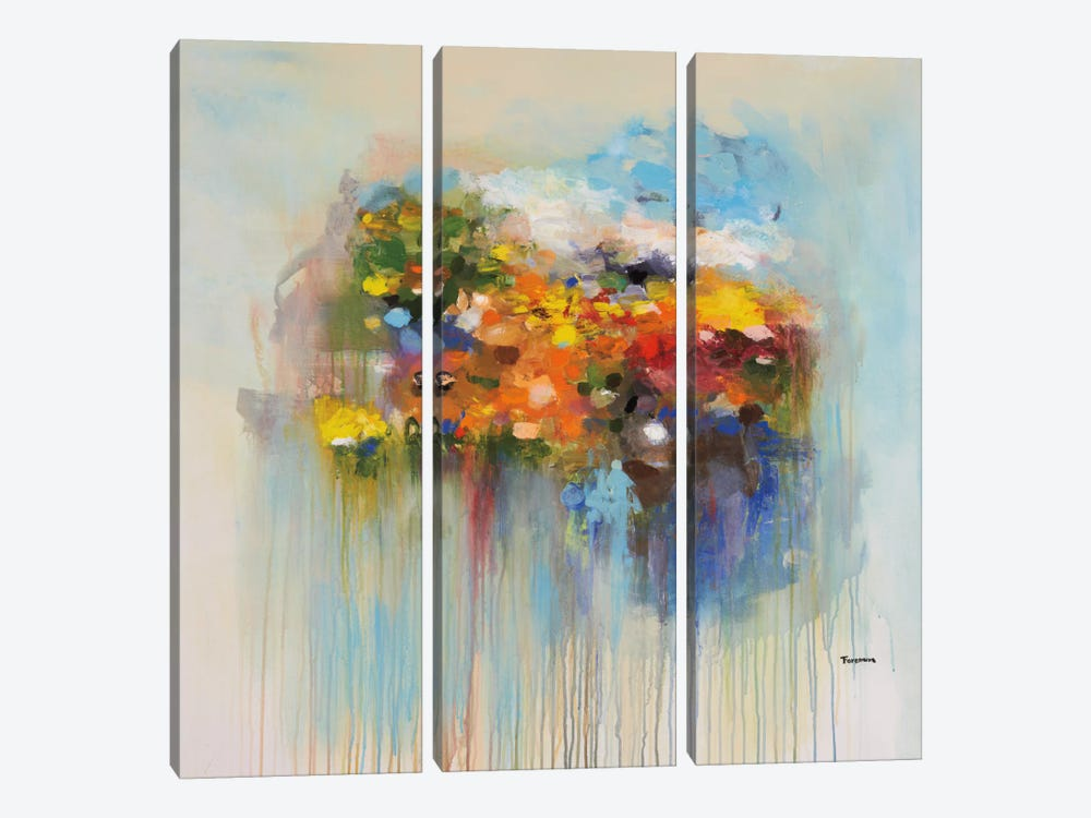 Fleeting Moment by Brent Foreman 3-piece Canvas Art