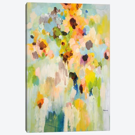 Pieces Of Today Canvas Print #BFO3} by Brent Foreman Canvas Art Print