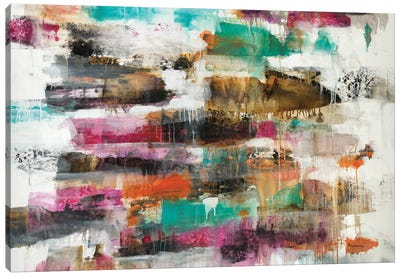 Inertia #3 Canvas Art Print