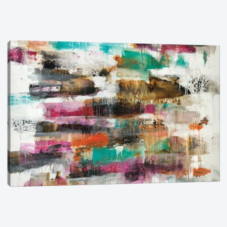 Inertia #3 Canvas Print #BFO5} by Brent Foreman Canvas Artwork