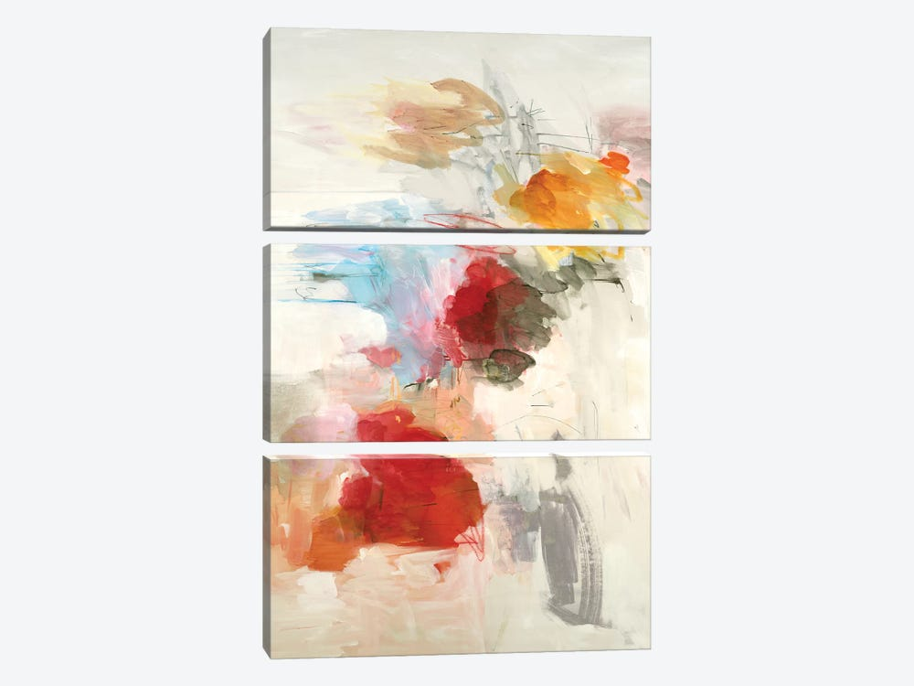 Boundless Ii by Brent Foreman 3-piece Art Print