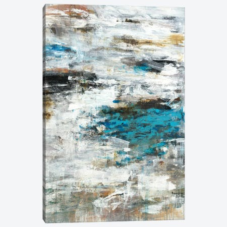 Last Night I Canvas Print #BFO8} by Brent Foreman Art Print