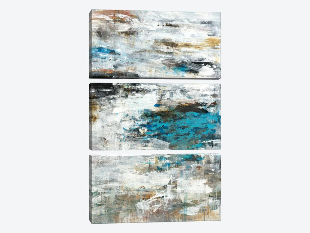 Last Night I by Brent Foreman 3-piece Canvas Wall Art