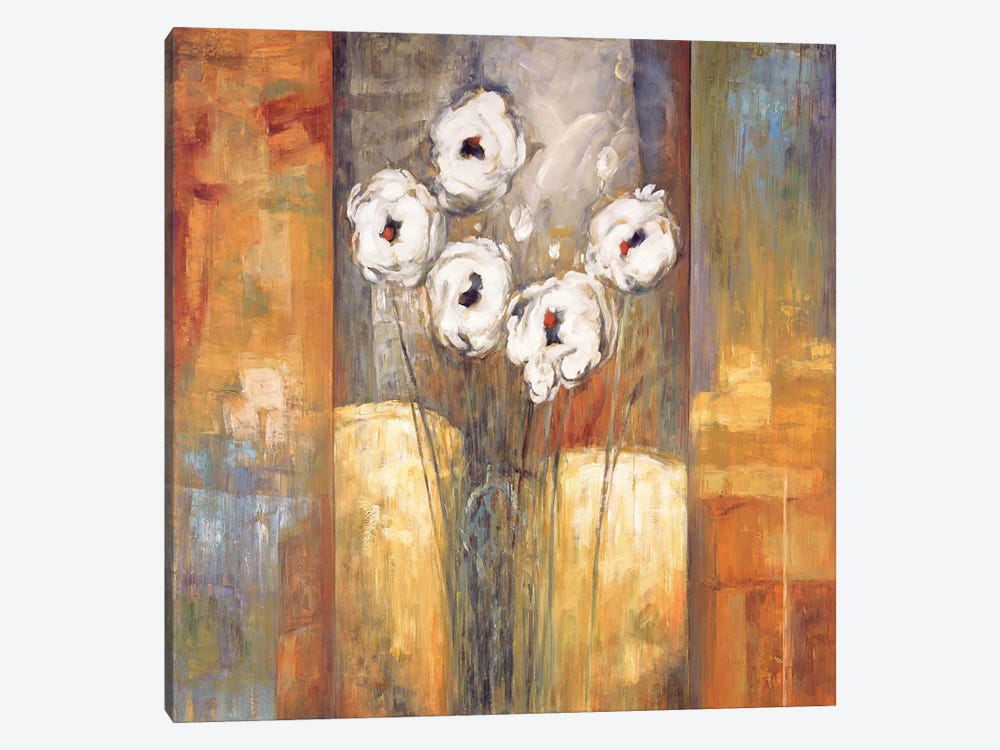 Getting Together II by Brian Francis 1-piece Canvas Wall Art
