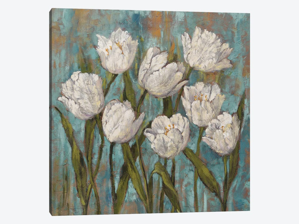 Jenny's Garden II by Brian Francis 1-piece Canvas Wall Art