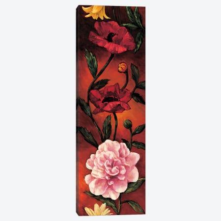 The Flower Garden III Canvas Print #BFR25} by Brian Francis Canvas Wall Art