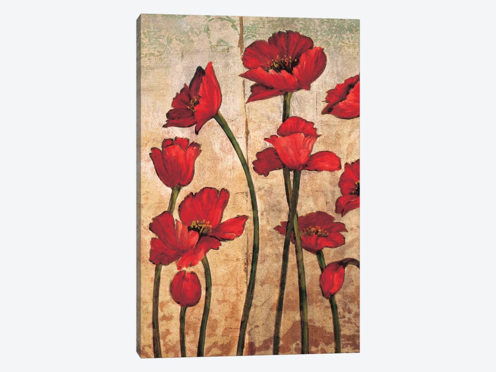 The Gathering I by Brian Francis 1-piece Canvas Wall Art