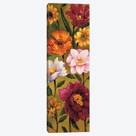 Floral Bouquet II Canvas Print #BFR9} by Brian Francis Canvas Art Print
