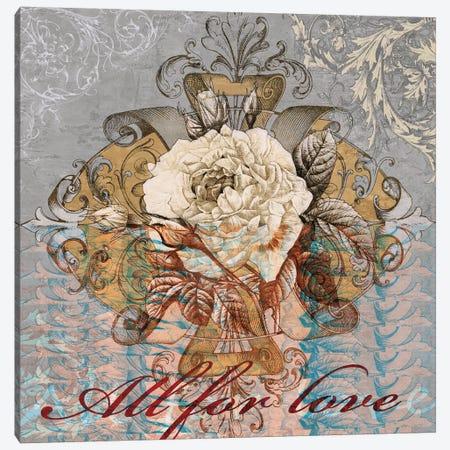 All for Love Canvas Print #BGL1} by Brandon Glover Art Print