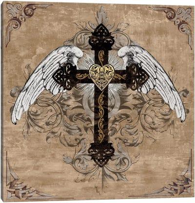 Cross I Canvas Art Print