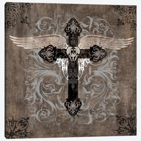 Cross II Canvas Print #BGL3} by Brandon Glover Canvas Print