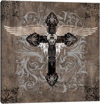 Cross II Canvas Art Print
