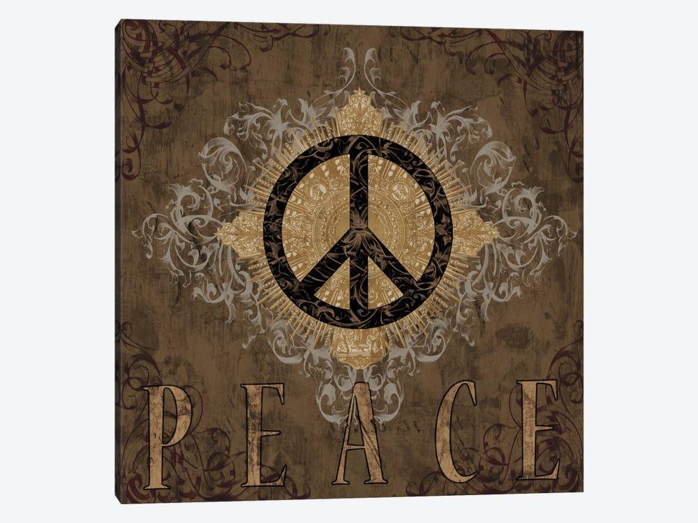 Peace by Brandon Glover 1-piece Canvas Print