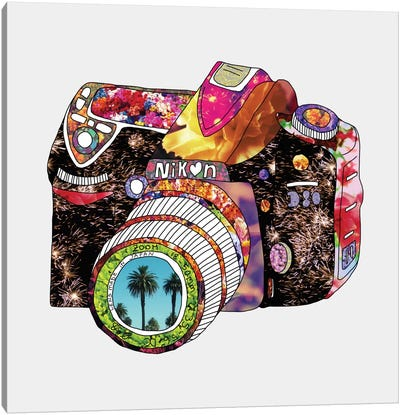 Picture This Canvas Print #BGR22