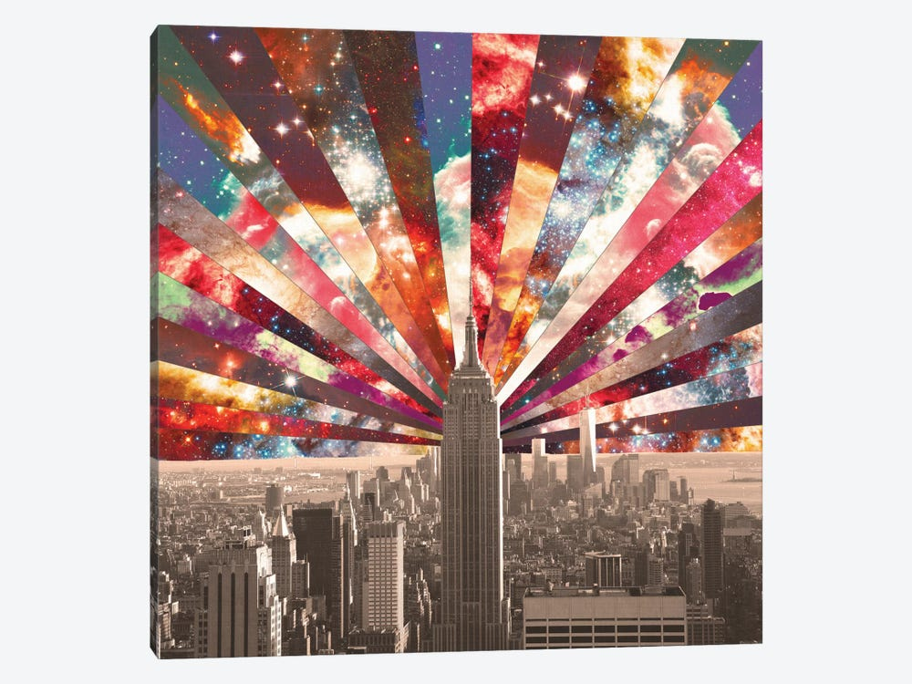 Superstar New York by Bianca Green 1-piece Canvas Art Print