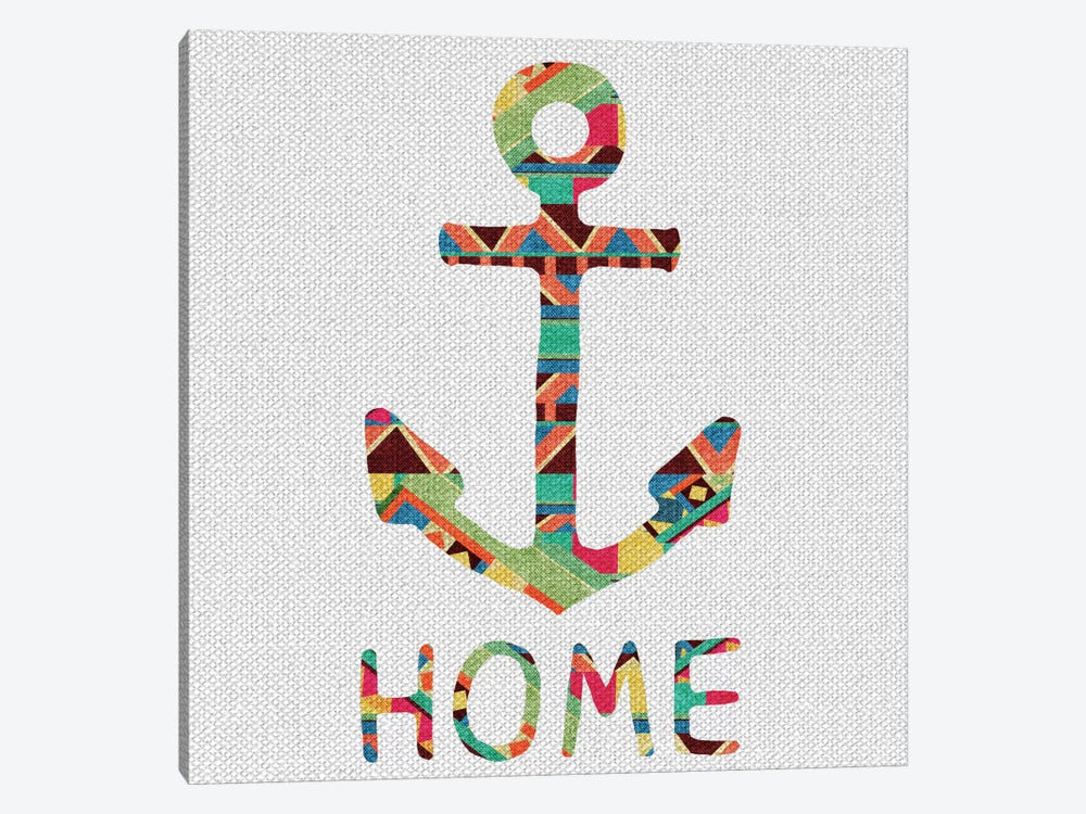 You Make Me Home by Bianca Green 1-piece Art Print