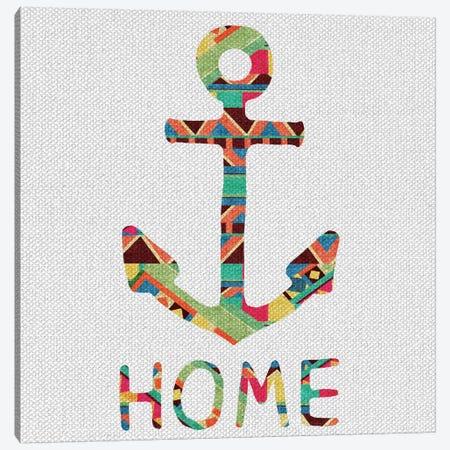 You Make Me Home Canvas Print #BGR30} by Bianca Green Canvas Art Print