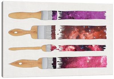 Color Your Life - Stargazer Canvas Art Print