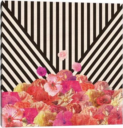 Floraline Canvas Print #BGR33