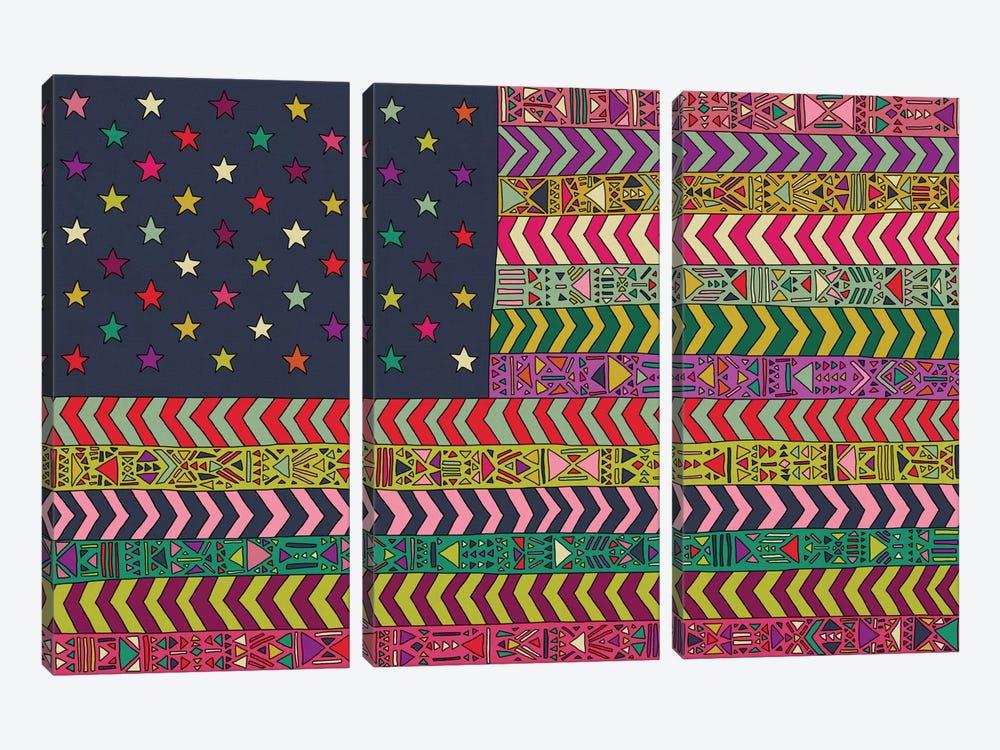 My USA by Bianca Green 3-piece Art Print