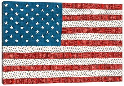 USA Canvas Print #BGR40
