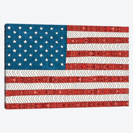 USA Canvas Print #BGR40} by Bianca Green Canvas Artwork