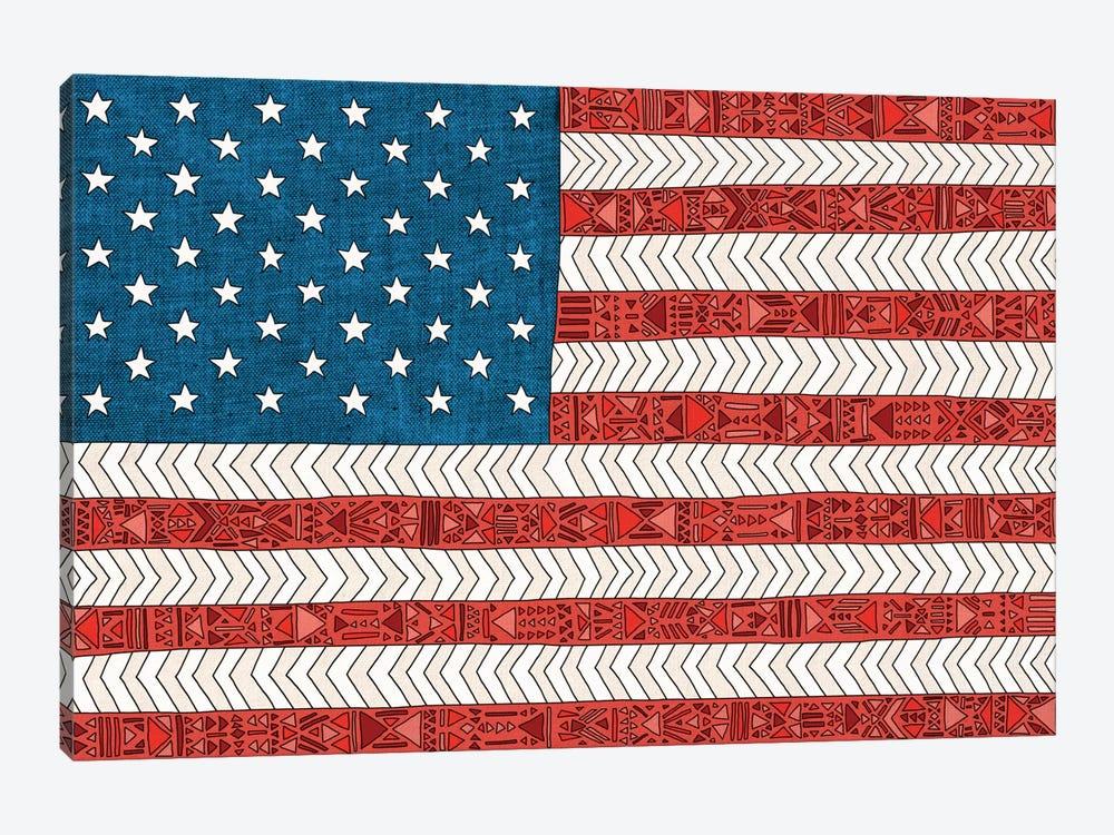 USA by Bianca Green 1-piece Canvas Artwork