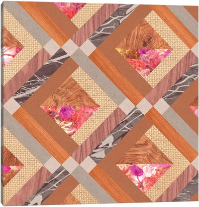 Cubed Canvas Print #BGR42