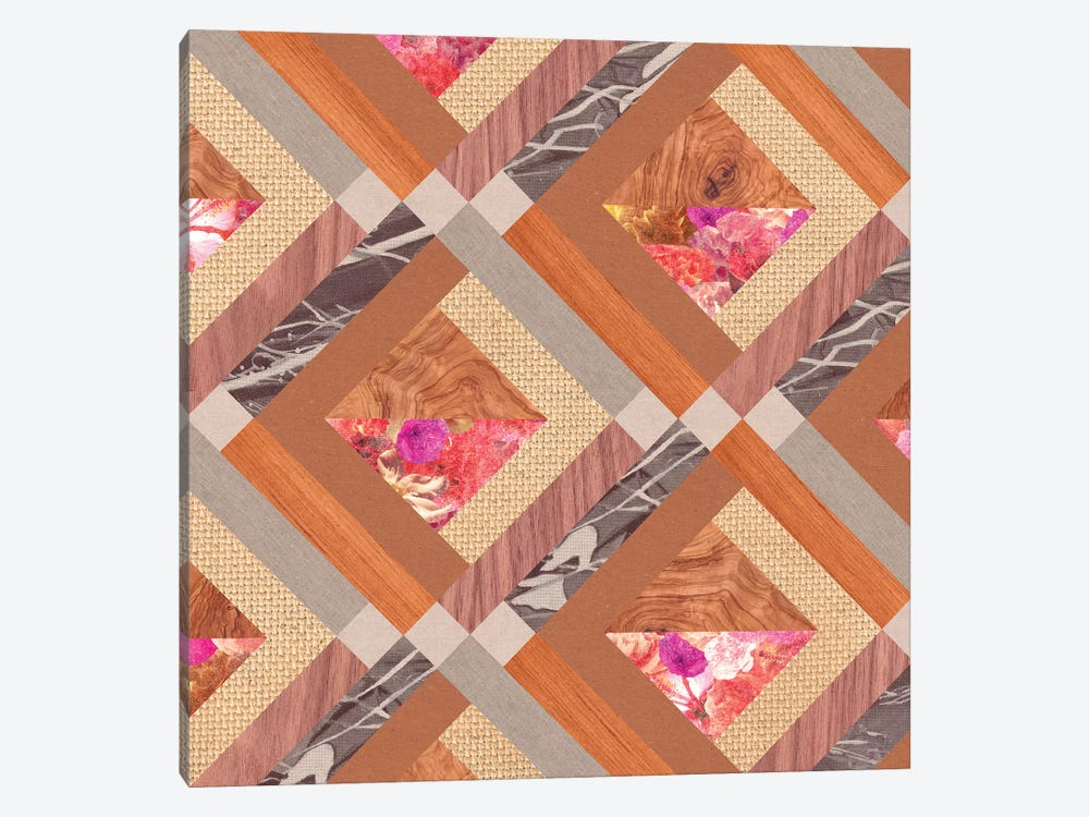 Cubed by Bianca Green 1-piece Canvas Art