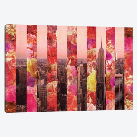 NYC Canvas Print #BGR46} by Bianca Green Canvas Art Print
